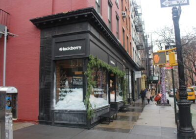 Huckberry Bleecker Street Manhattan